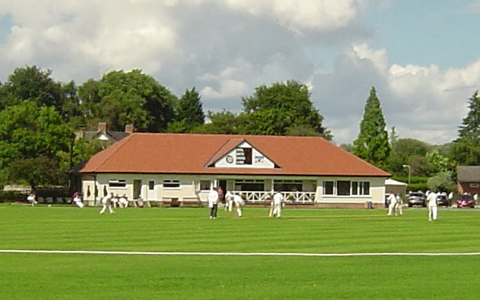 The New Attenborough CC Clubhouse