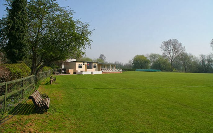 The Old Attenborough CC Clubhouse